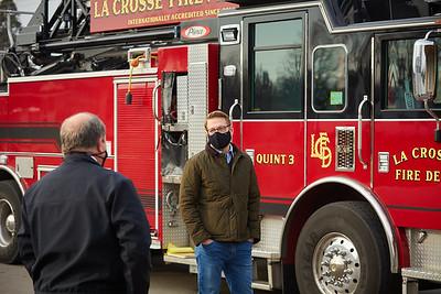 2020 UWL John Kovari Community Fire EMS Collaboration