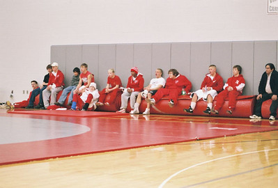 Wrestling - 1/8/2005 Spring Lake Invitational