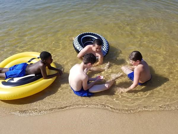 Lake Monticello Field Trip