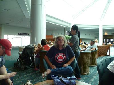 Enroute to Boston!  9-13-13