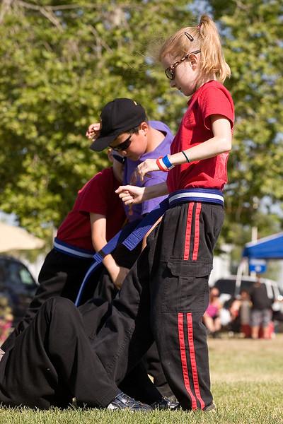 Karate Camp Spring