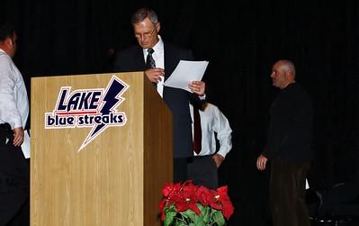 2010 Lake Football Awards