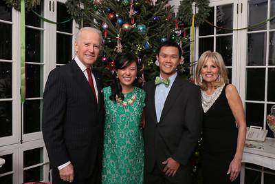 2013 VP Biden Holiday Party