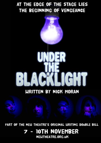 Under the Blacklight poster