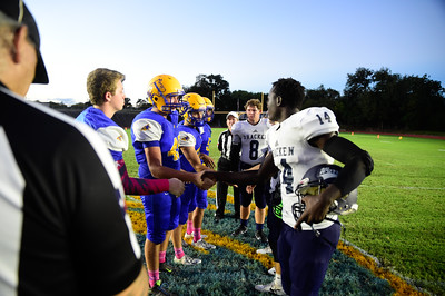 FB Bracken Christian Warriors vs Medina Bulldogs 5 Oct 18