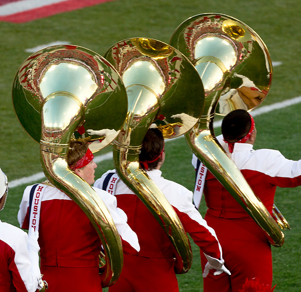 Those lovely tubas