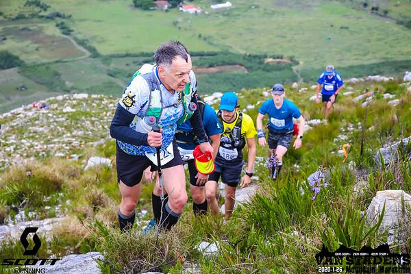 Van Stadens Mountain Marathon - 2020