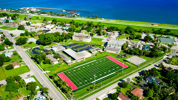 Pahokee Football Field