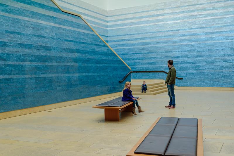 Blanton Art Gallery, University of Texas
