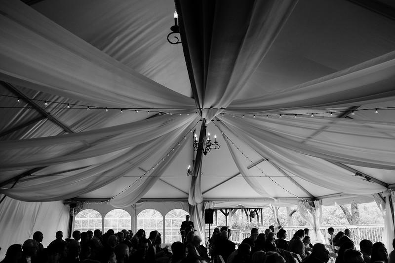 Eagle Ridge Galena Wedding Ceremony