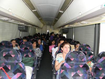 Retiro de Misioneritas 2011