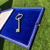 Vintage Tiffany & Co Gold Key 36