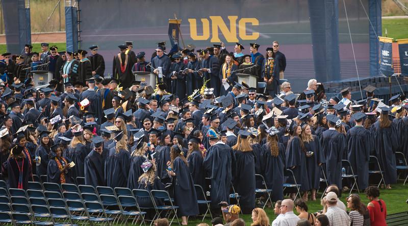 UNC Graduation 2018
