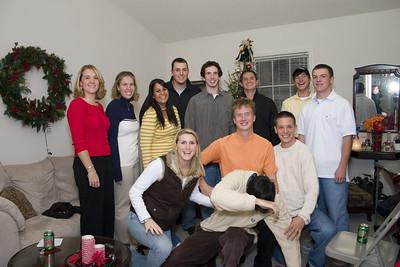 2006 Christmas Dinner