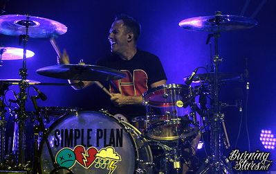 Simple Plan @ Brooklyn Bowl (Las Vegas, NV); 8/29/17