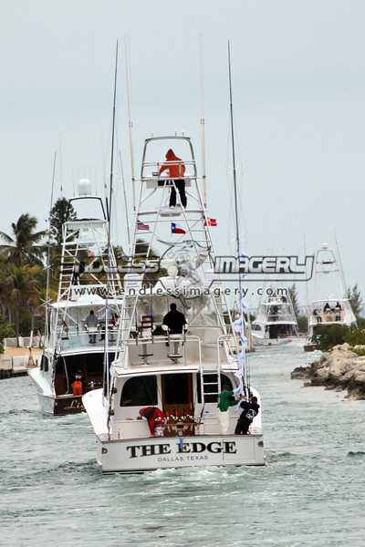 2011 Sailfish Open - Hawk's Cay - Day 2 Afternoon