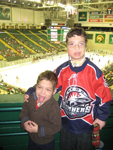 Holiday Hockey 2008