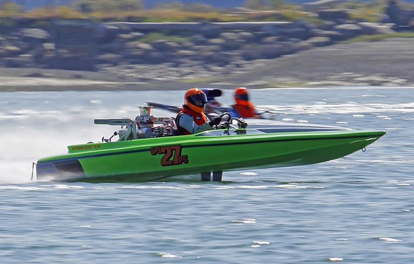 2015 Oak Harbor Hydroplane Races - Sunday