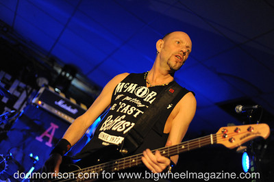 Stiff Little Fingers - at The Lemon Tree - Aberdeen, UK - March 16, 2013