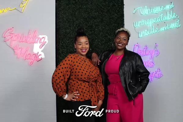 2/7/20 UWG Essence Ford Black Women In Hollywood LA