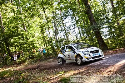 Rallye des Vallées 2016