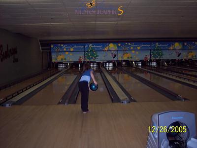 December 26 Bowling