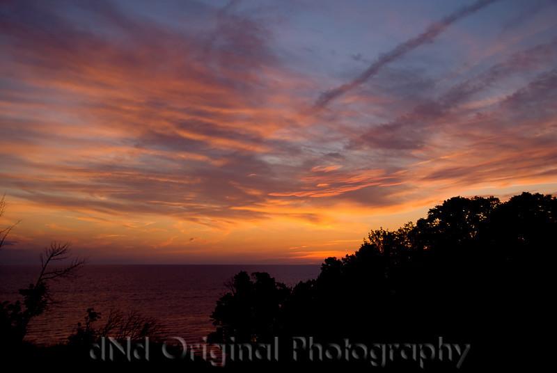 Laketown Park Sunset