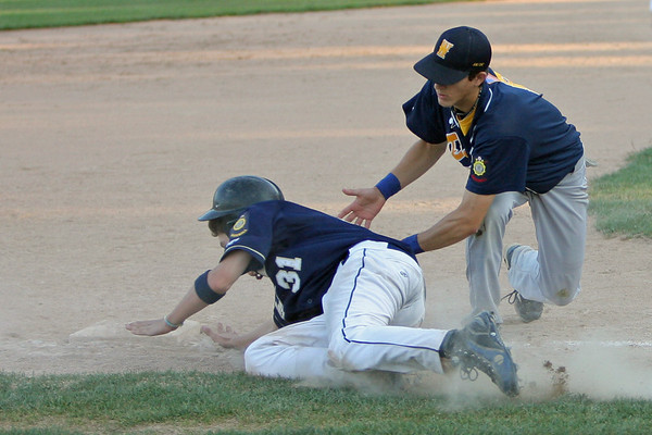 Wareham Post 220 vs. Pembroke
