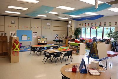 Sports Center Classrooms