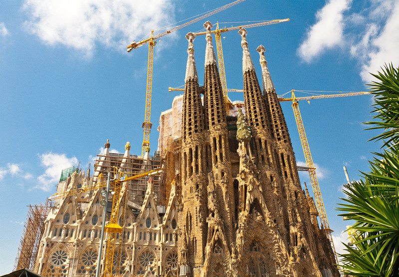 Gaudi's Insanity and Passion