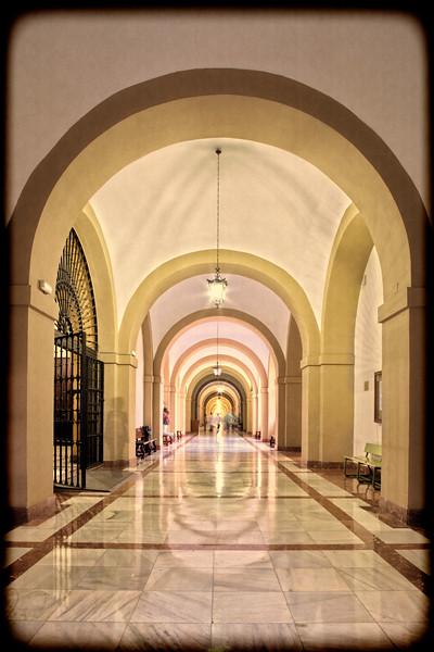 University of Seville (former Royal Tobacco Factory), Seville, Spain