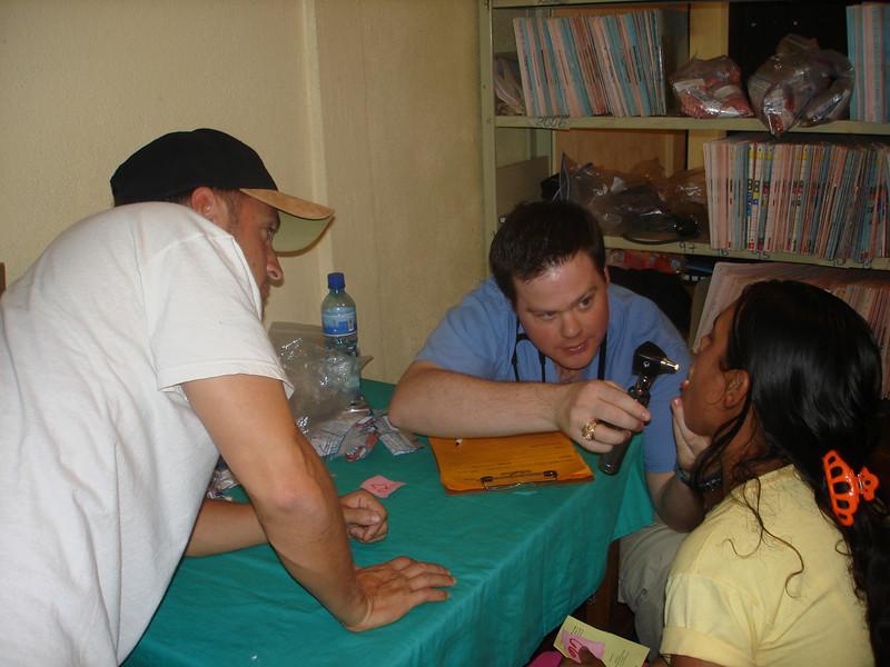 La Rica consultation room