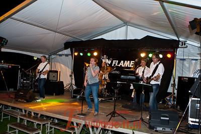 pleinfeesten 2011 met flame