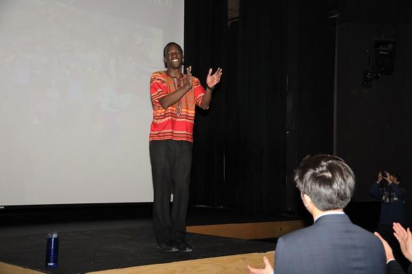 GCI Speaker--Uganda