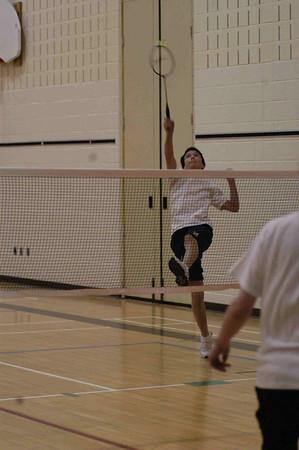 SMS Senior Badminton City Championships 2007