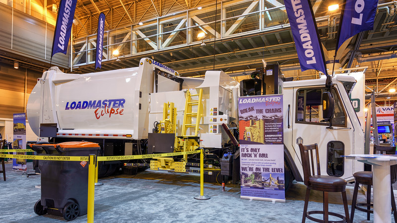 CCC Loadmaster Eclipse Automated Side Loader