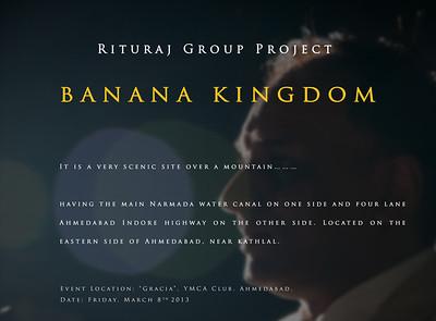Banana Kingdom Book