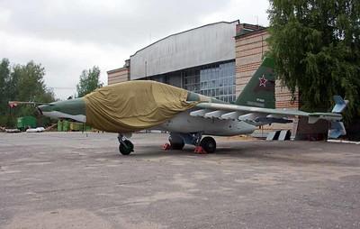 Russia: 121 Aircraft Repair Plant, Kubinka, 2015
