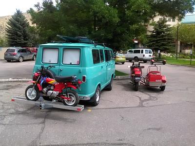 65 GMC Van