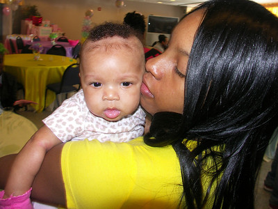 May 7, 2011 Janae's Baby Shower