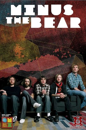 Minus The Bear May 26, 2011