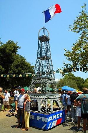 French Festival, Oak Park, Santa Barbara, 07/16/05