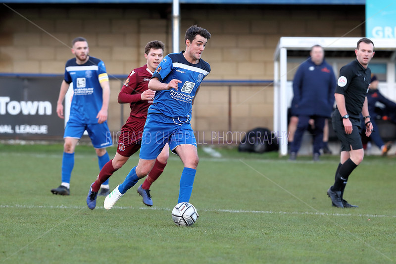 CHIPPENHAM TOWN V SLOUGH TOWN MATCH PICTURES 5th DECEMBER 2020