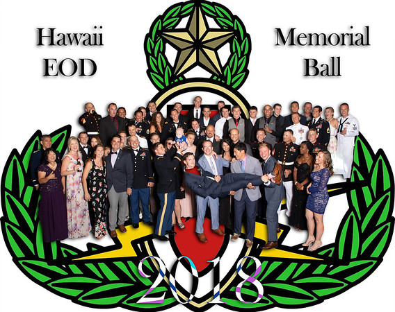 Second Annual Hawaii EOD Aloha Banquet - May 4, 2017