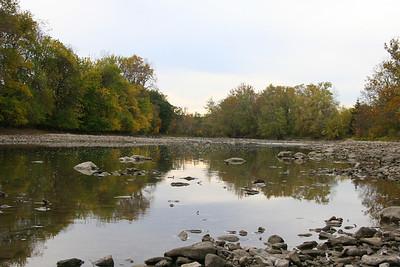 Scioto River (Dan's Special Spot) 20091013