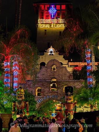 Riverside - Mission Inn Festival of Lights
