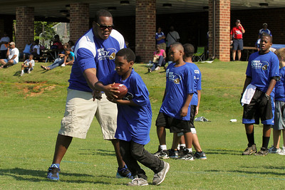 """Chris Canty Foundation """"Camp of Champions"""" by MAC330"""