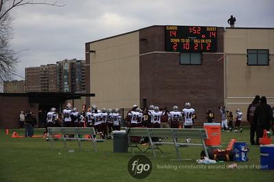 St Paul Johnson v DeLaSalle Football 10-31-09