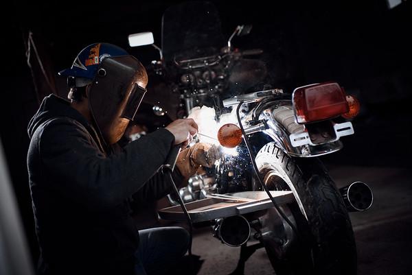 Sons of Thunder Bike Builders