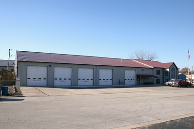 STEGER FIRE DEPARTMENT